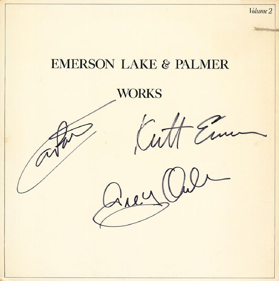"""Emerson Lake And Palmer """"Works Volume 2"""""""