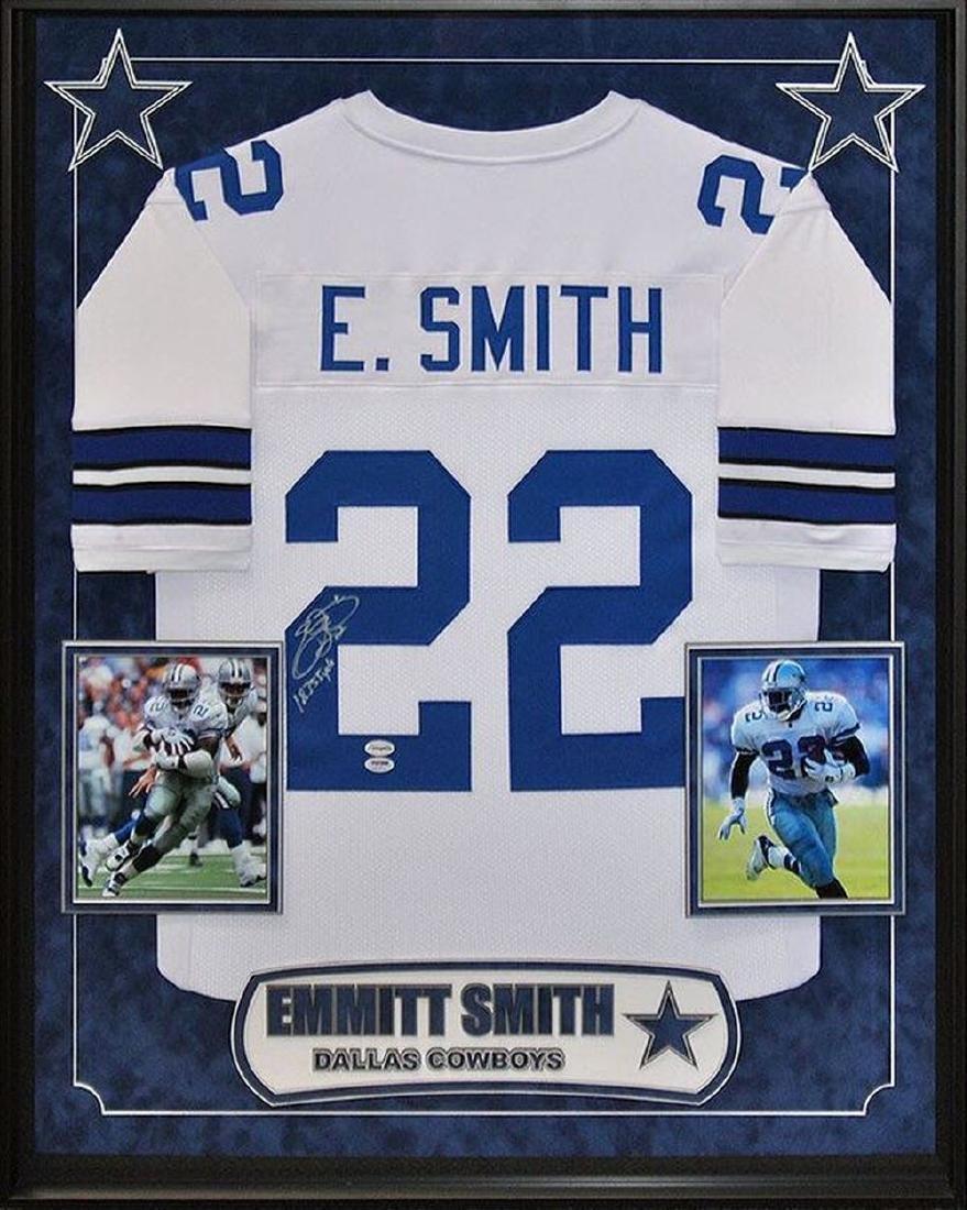 Emmitt Smith Jersey