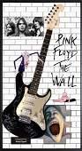 Pink Floyd Signed Guitar