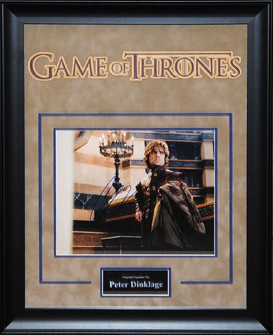 Game of Thrones - Signed Artist Series Picture