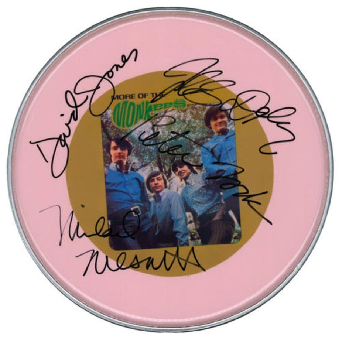 The Monkees Drum Head