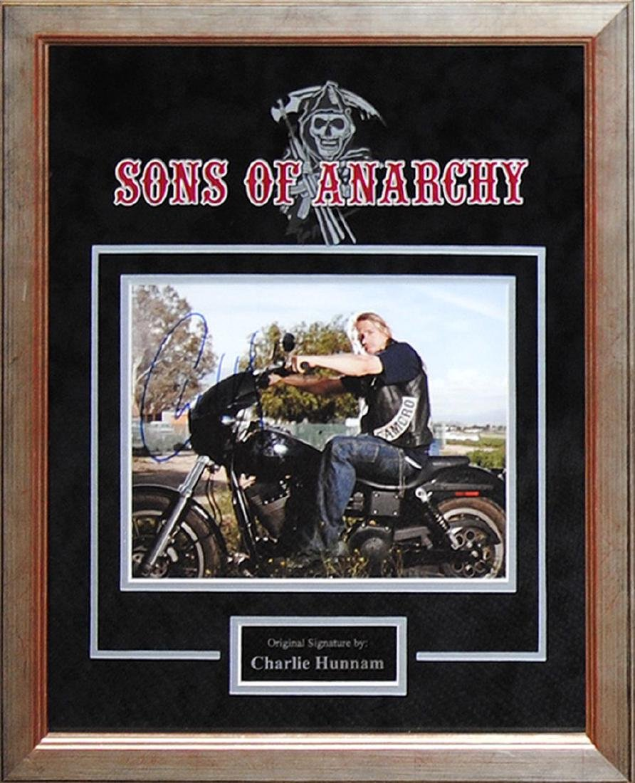 Sons of Anarchy Charlie Hunnam Collage