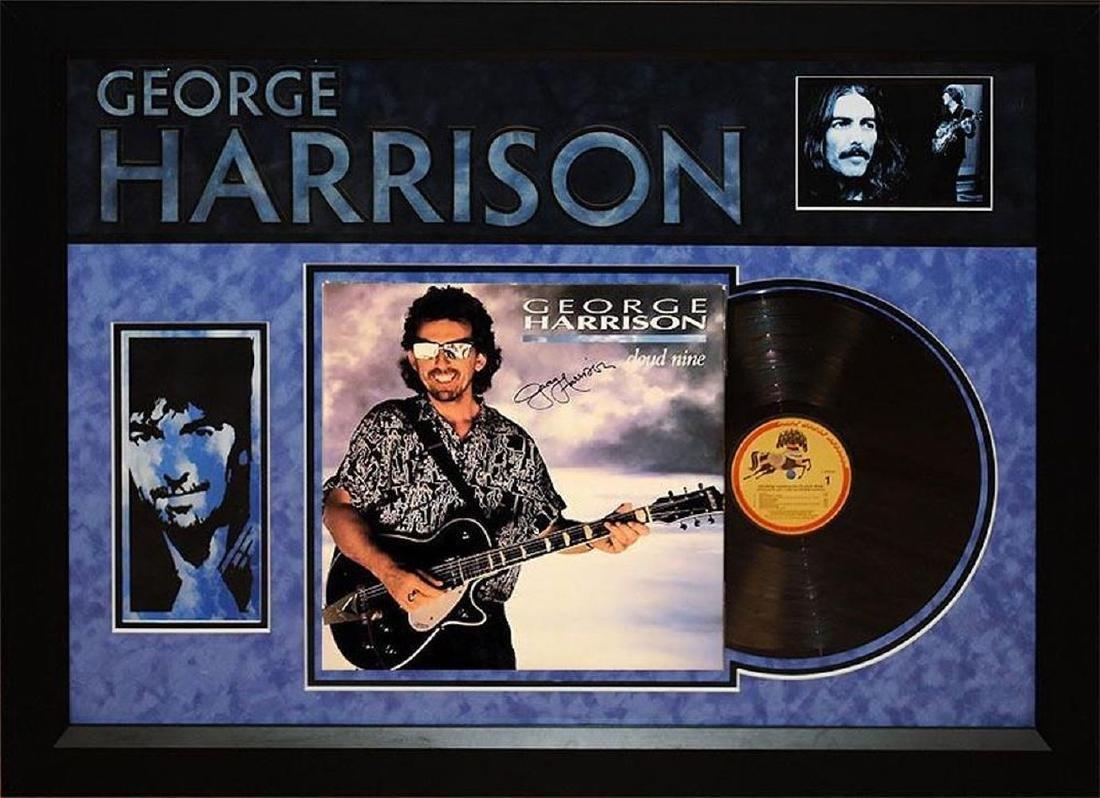 "George Harrison ""Cloud Nine"" Album"