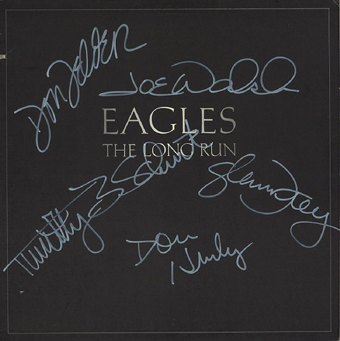 "Eagles ""The Long Run"" Album"