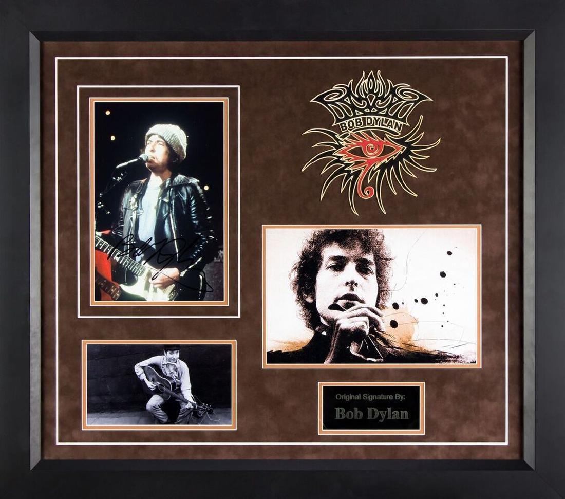 Bob Dylan Collage