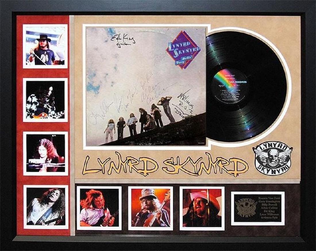 """Lynyrd Skynyrd """"Nuthin' Fancy"""" Album"""