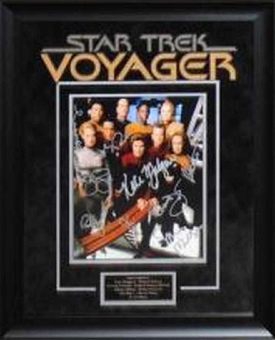 Star Trek Voyager Artist Series