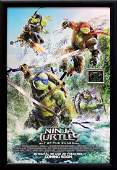 TMNT Signed Movie Poster