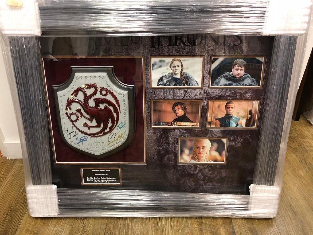 Game of Thrones - Targaryen Crest Collage