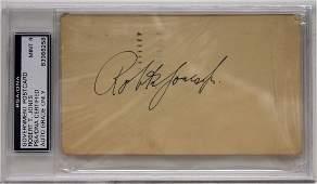 ROBERT BOBBY JONES SIGNED AUTOGRAPHED GPC FULL NAME