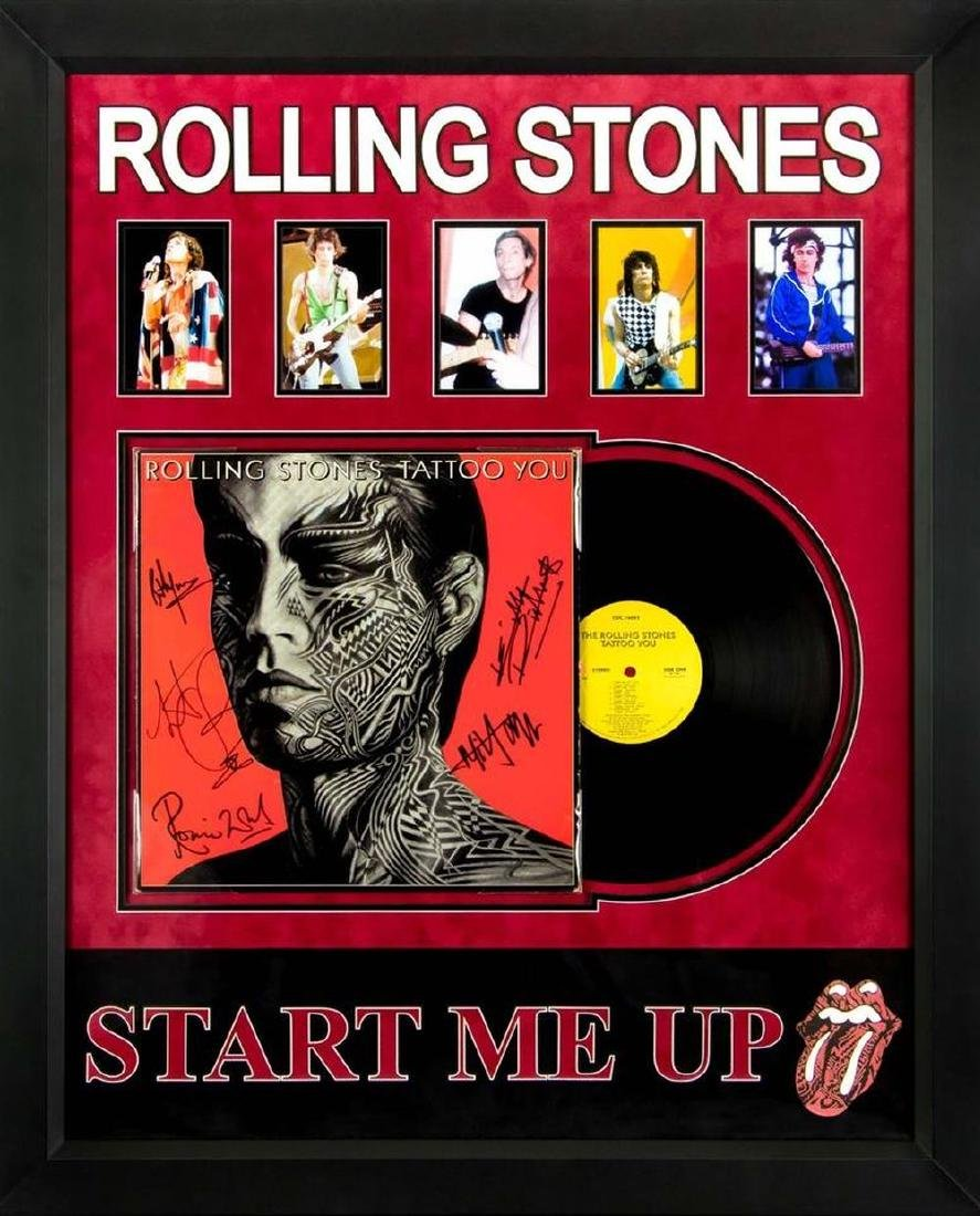 "The Rolling Stones ""Tattoo You"" Album"