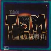 Tom Jones Signed This Is Tom Jones Album
