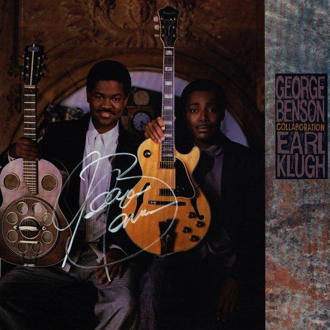 George Benson Earl Klugh Collaboration Album