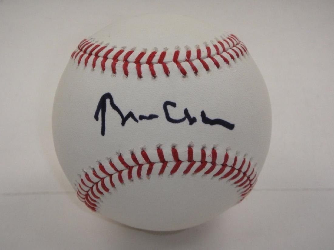 Bill Clinton Signed Baseball