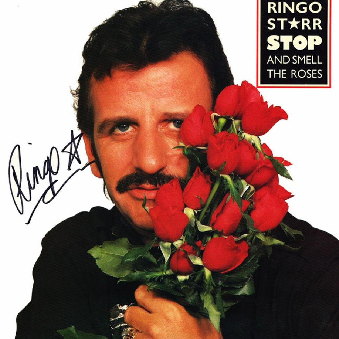 """Ringo Starr """"Stop And Smell The Roses"""""""