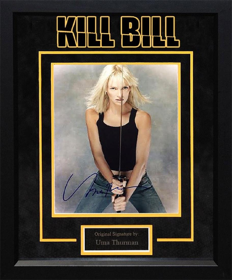 Kill Bill - Signed Artist Series