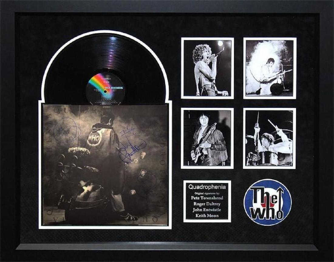 """The Who """"Quadrophenia"""" Double Album"""