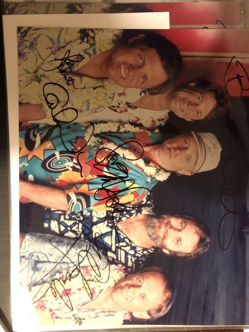 Beach Boys Signed Photo
