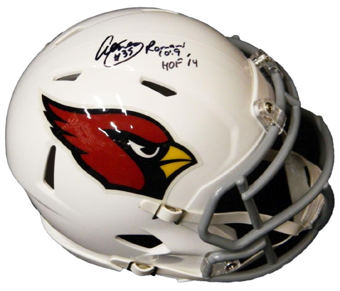 Aeneas Williams Signed Arizona Cardinals Riddell Speed