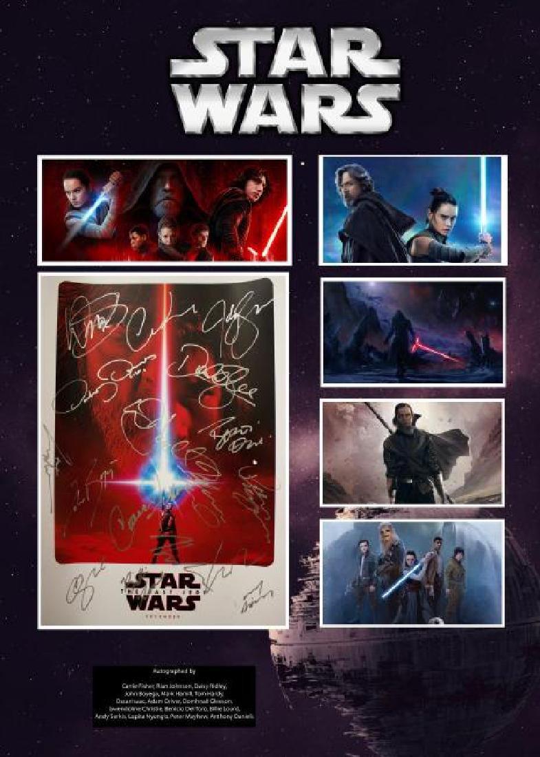 Star Wars Force Awakens Collage