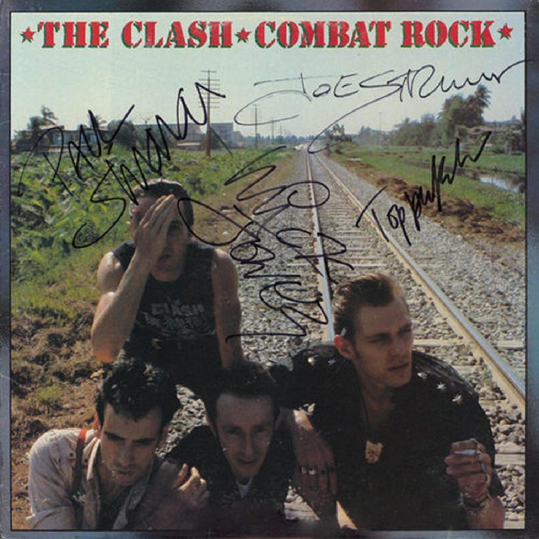 """The Clash """"Combat Rock"""""""