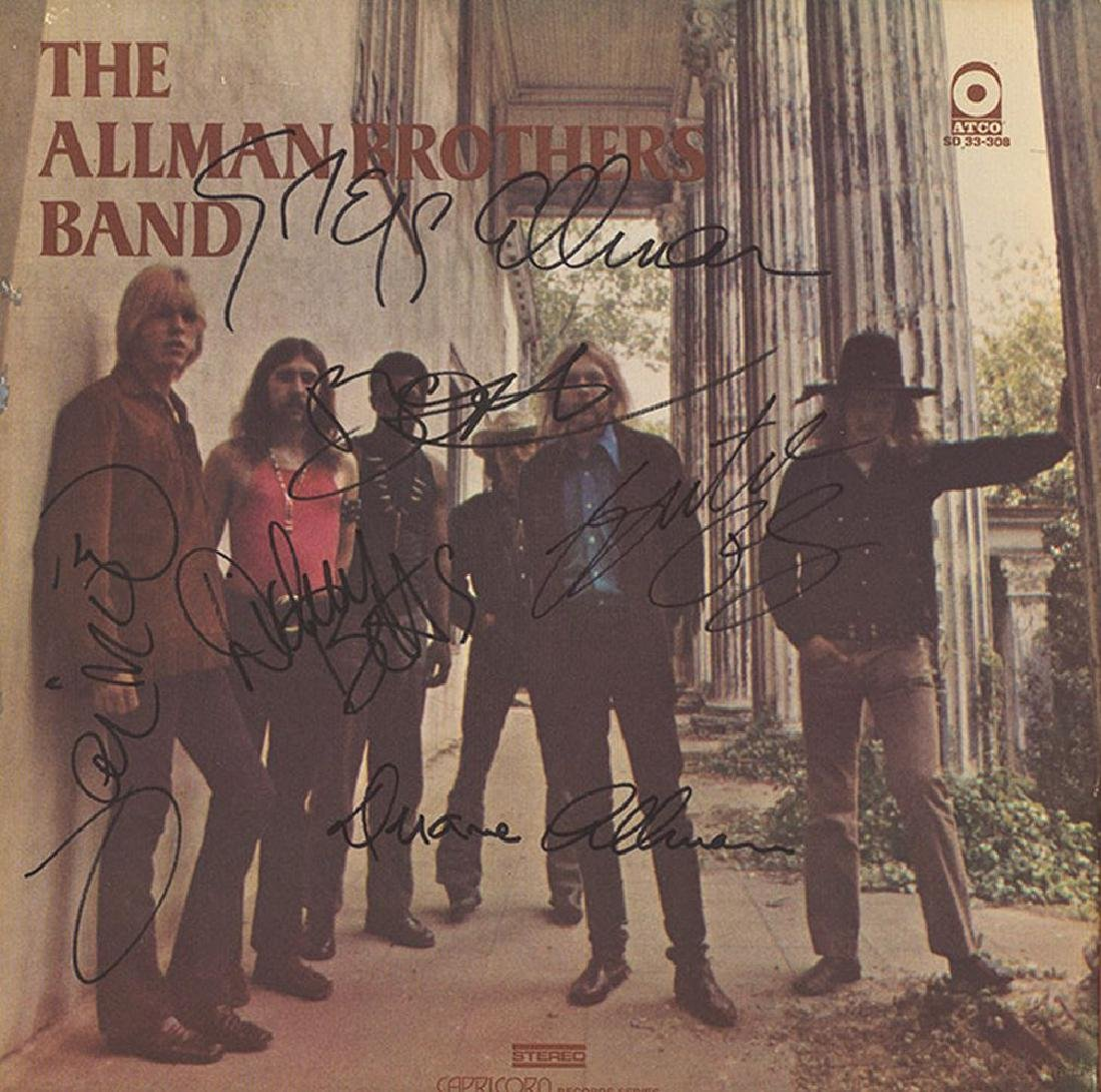 "The Allman Brothers ""The Allman Brothers"""