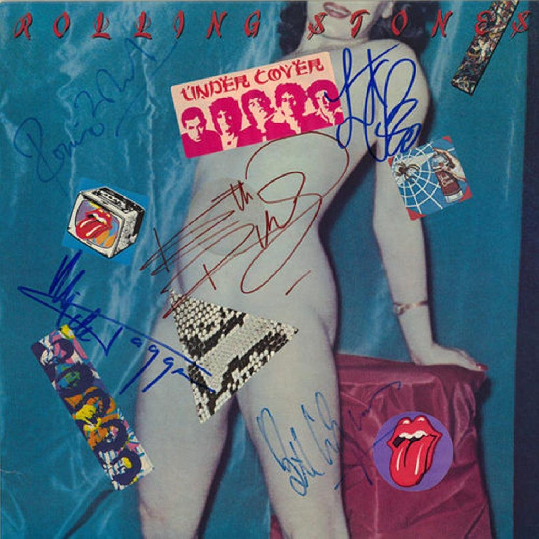 """The Rolling Stones """"Undercover"""""""