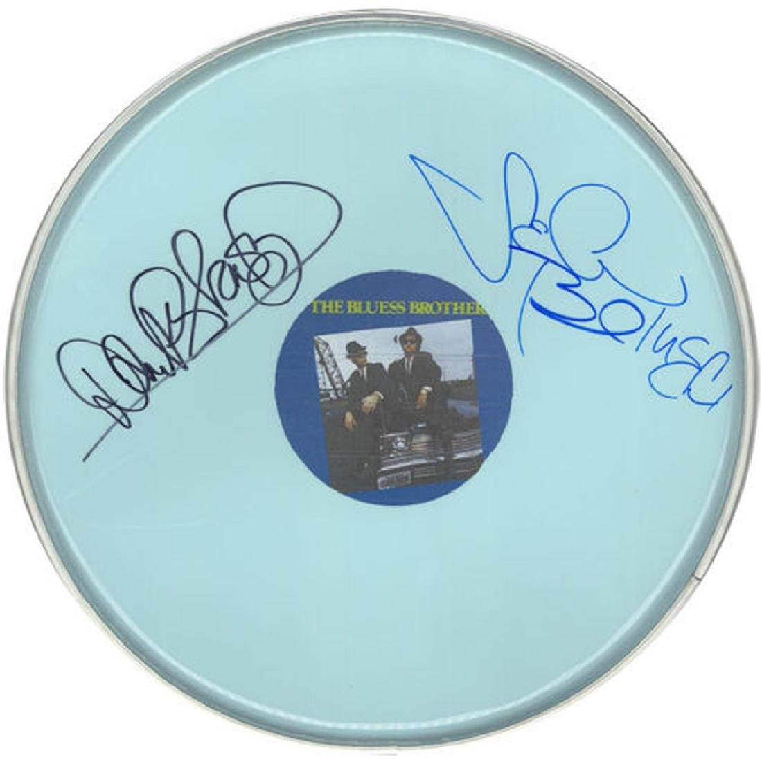 The Blues Brothers Drum Head
