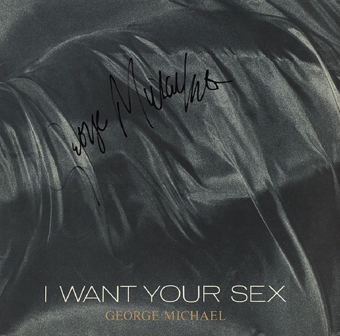 "George Michael ""I Want Your Sex"" Album"