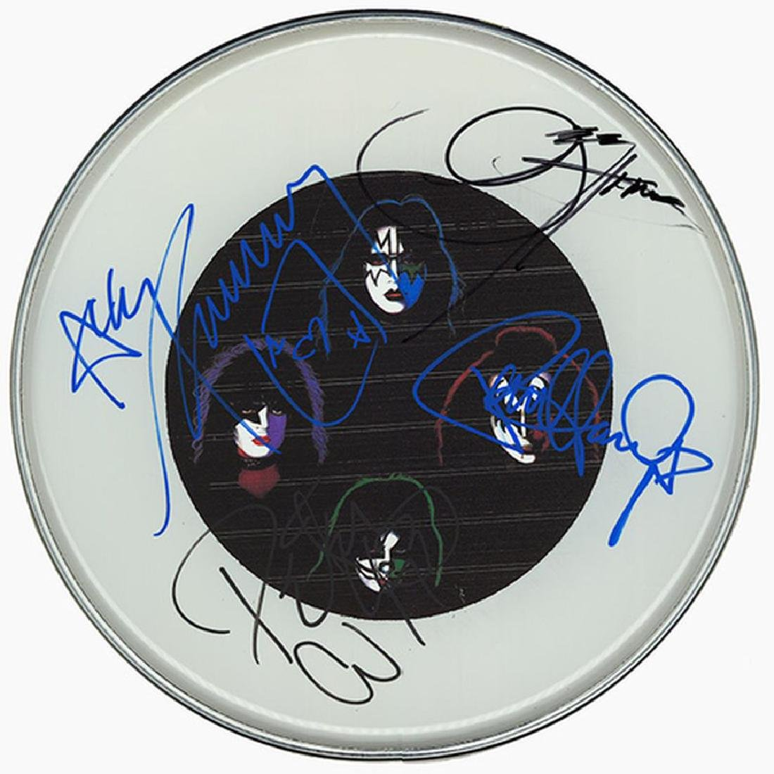 Kiss Drum Head