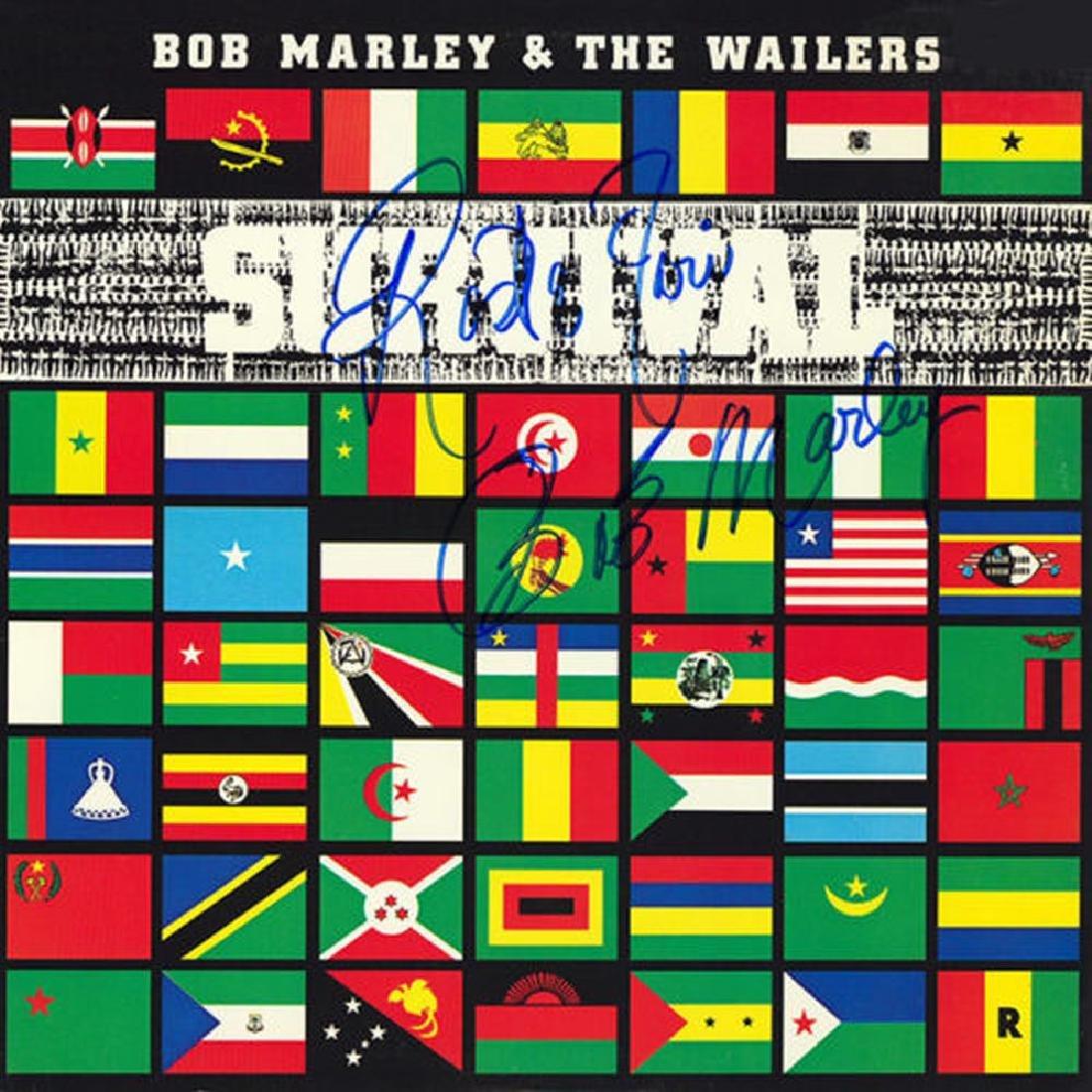 "Bob Marley ""Babylon by Bus"""