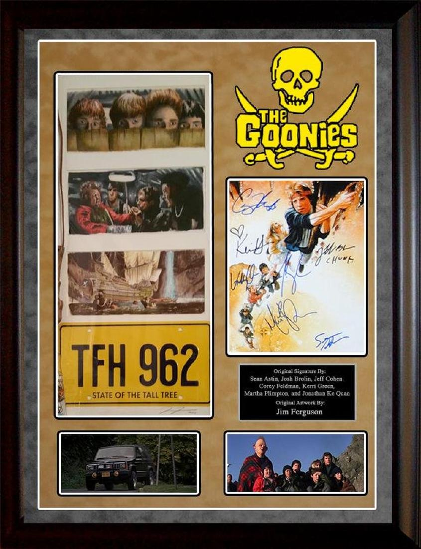 Goonies Collage