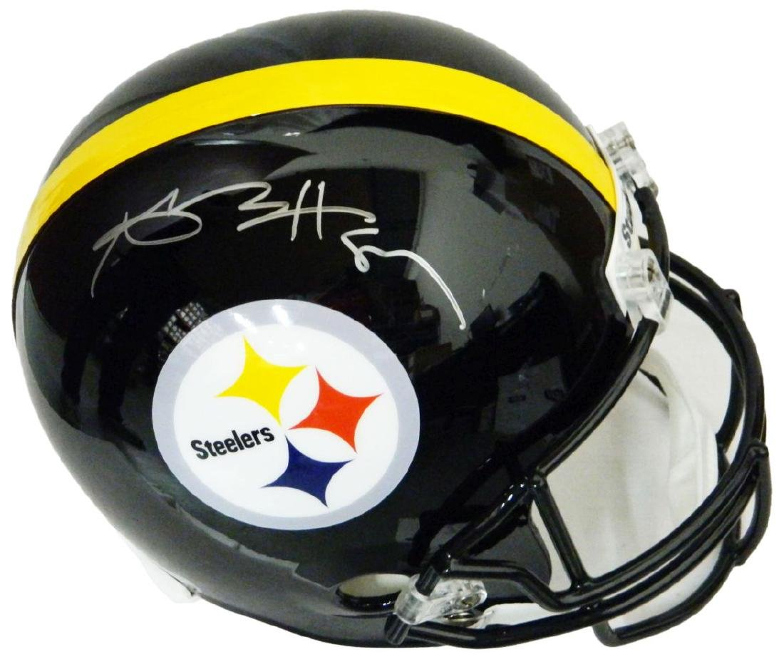 Antonio Brown Signed Steelers Riddell Full Size Replica