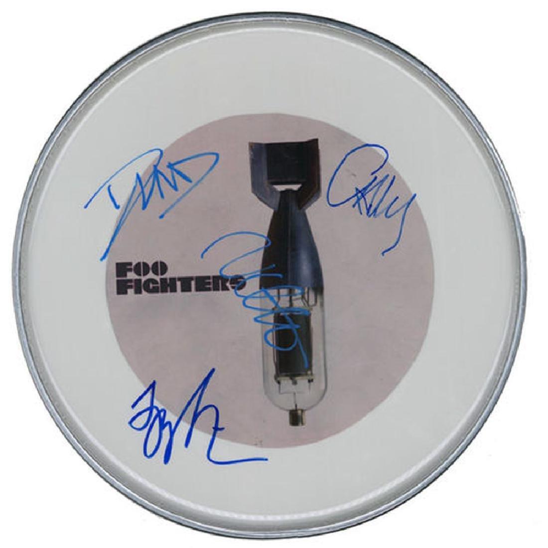 Foo Fighters Drum Head