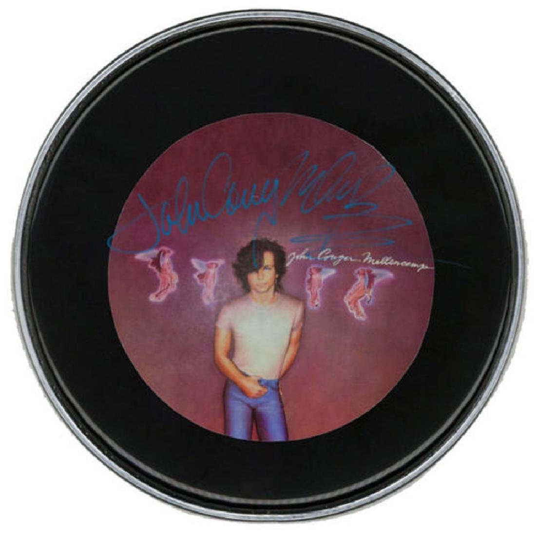 John Mellencamp Drum Head