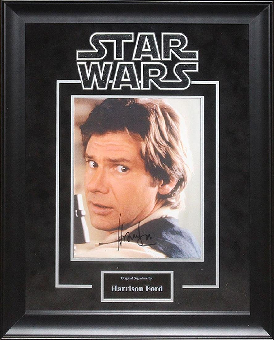 Star Wars - Han Solo Signed Artist Series