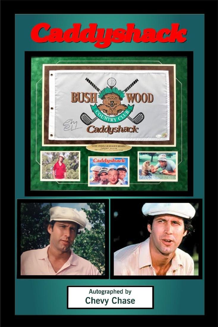 Caddyshack Bushwood Flag Collage