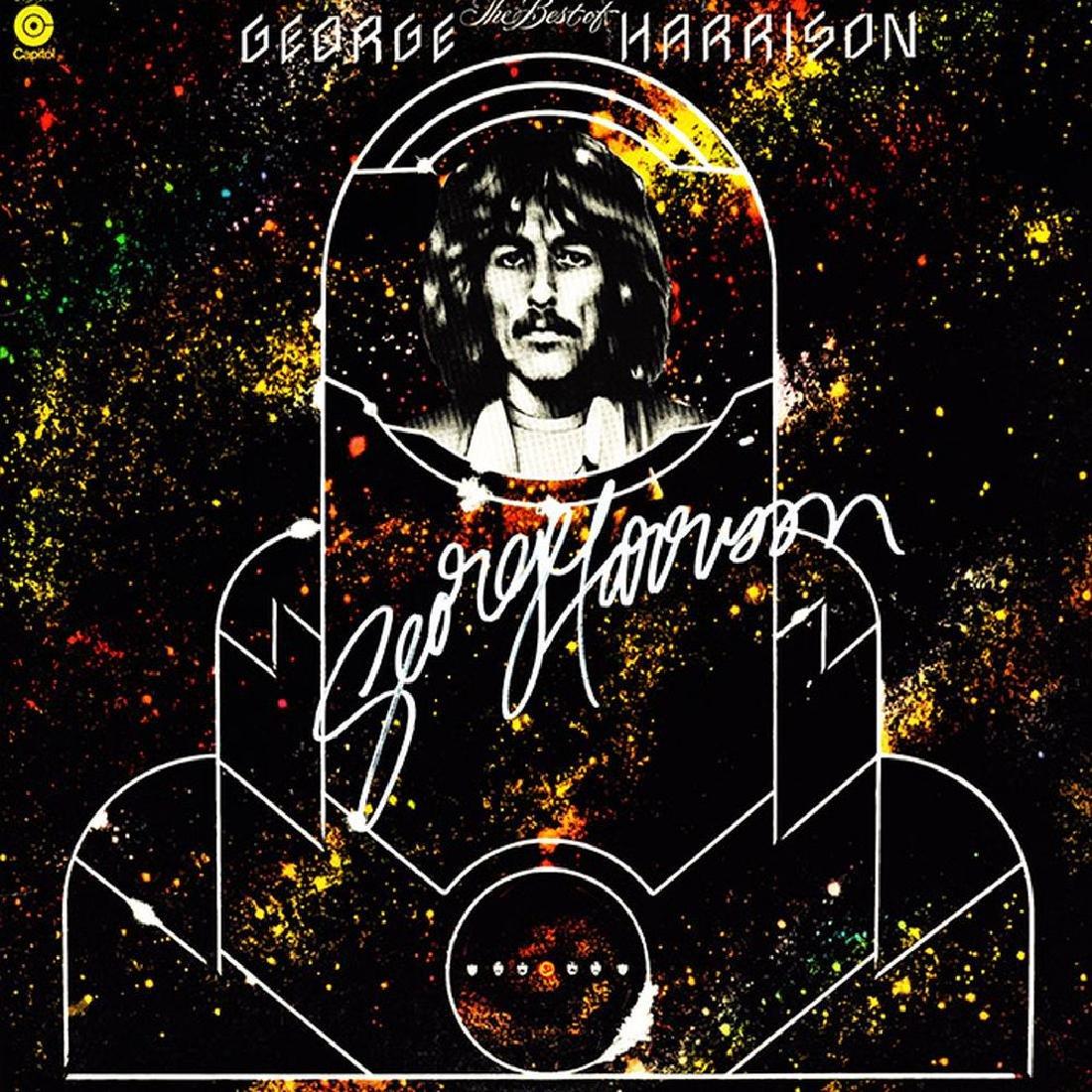 "George Harrison ""The Best Of George Harrison"""