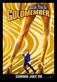 Austin Powers Goldmember Signed Movie Poster