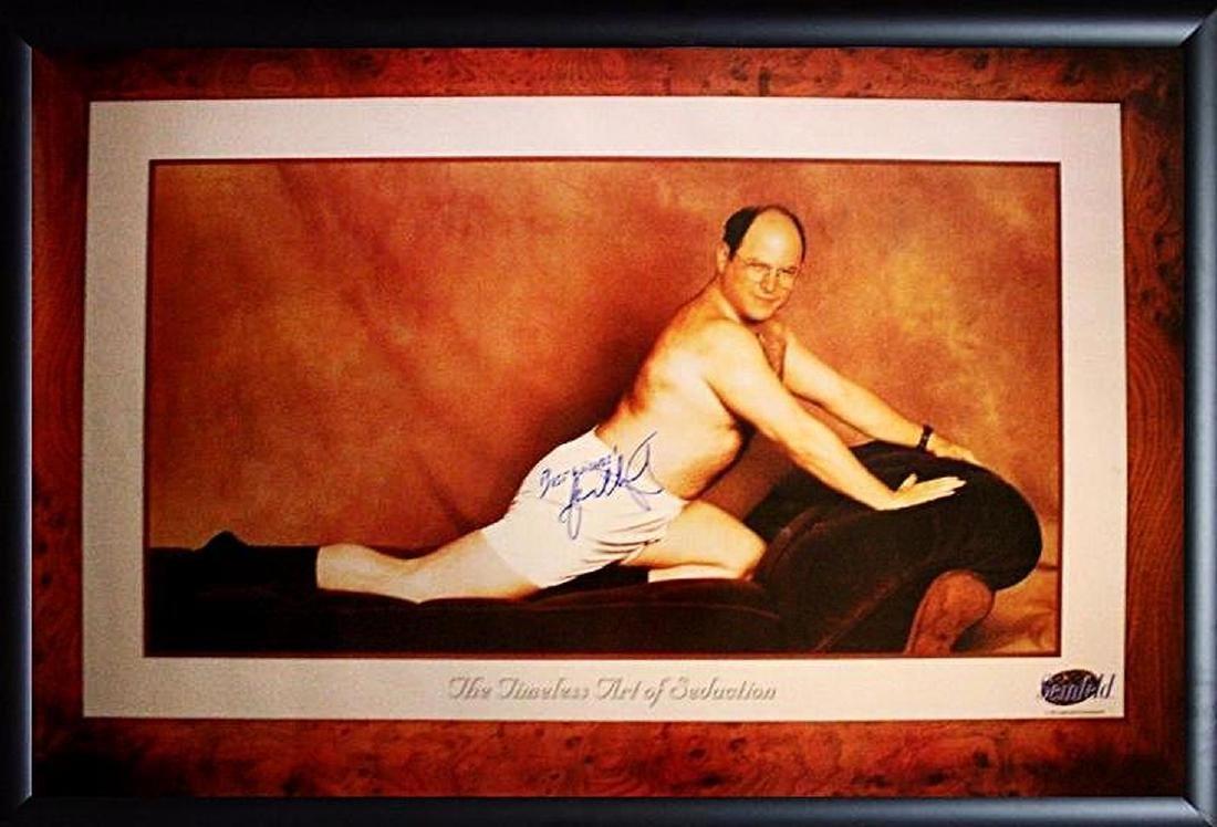 "Jason Alexander ""George"" Portrait"