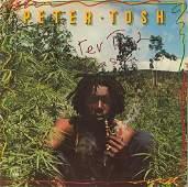 Peter Tosh Signed 'Legalize It' Album