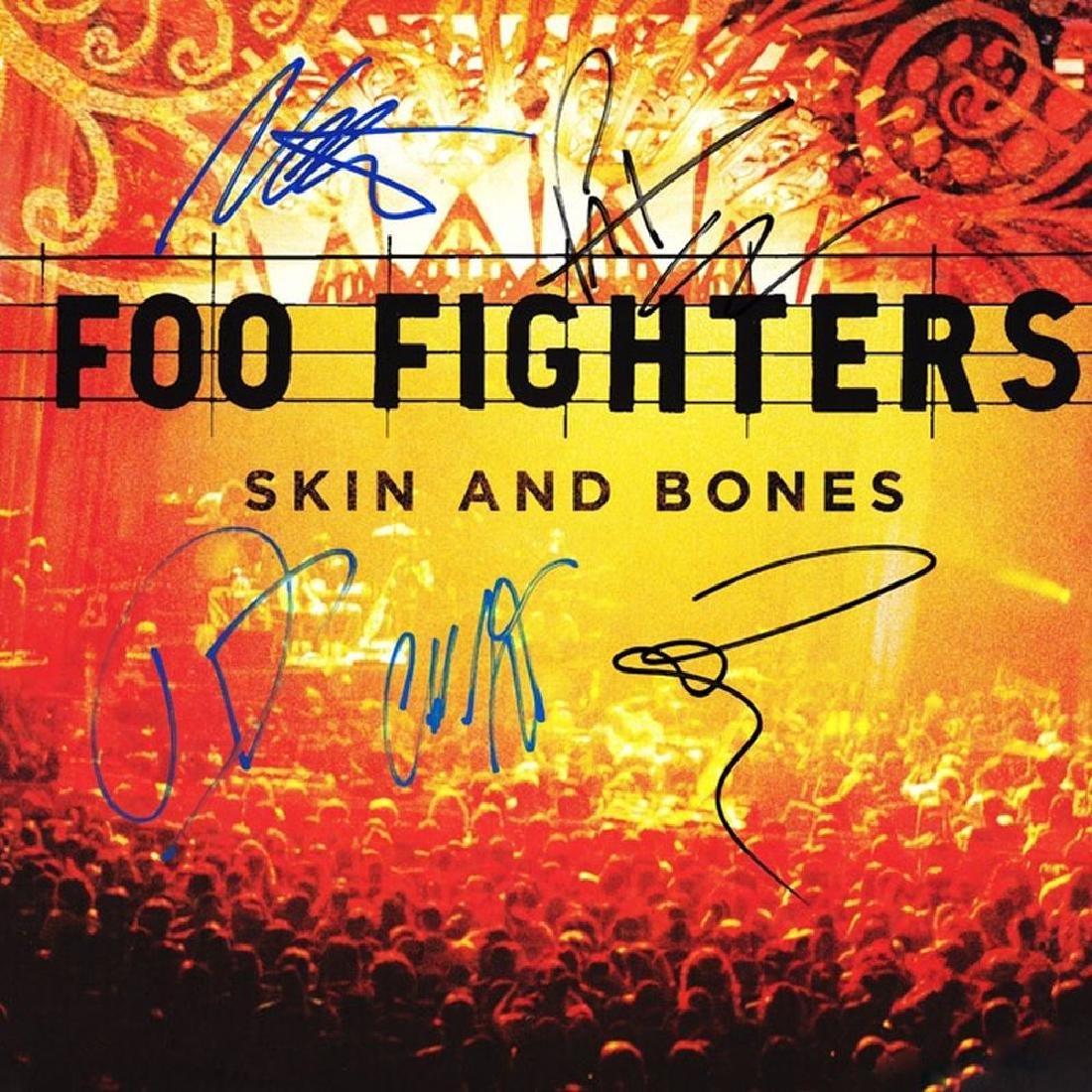 Skin And Bones Album