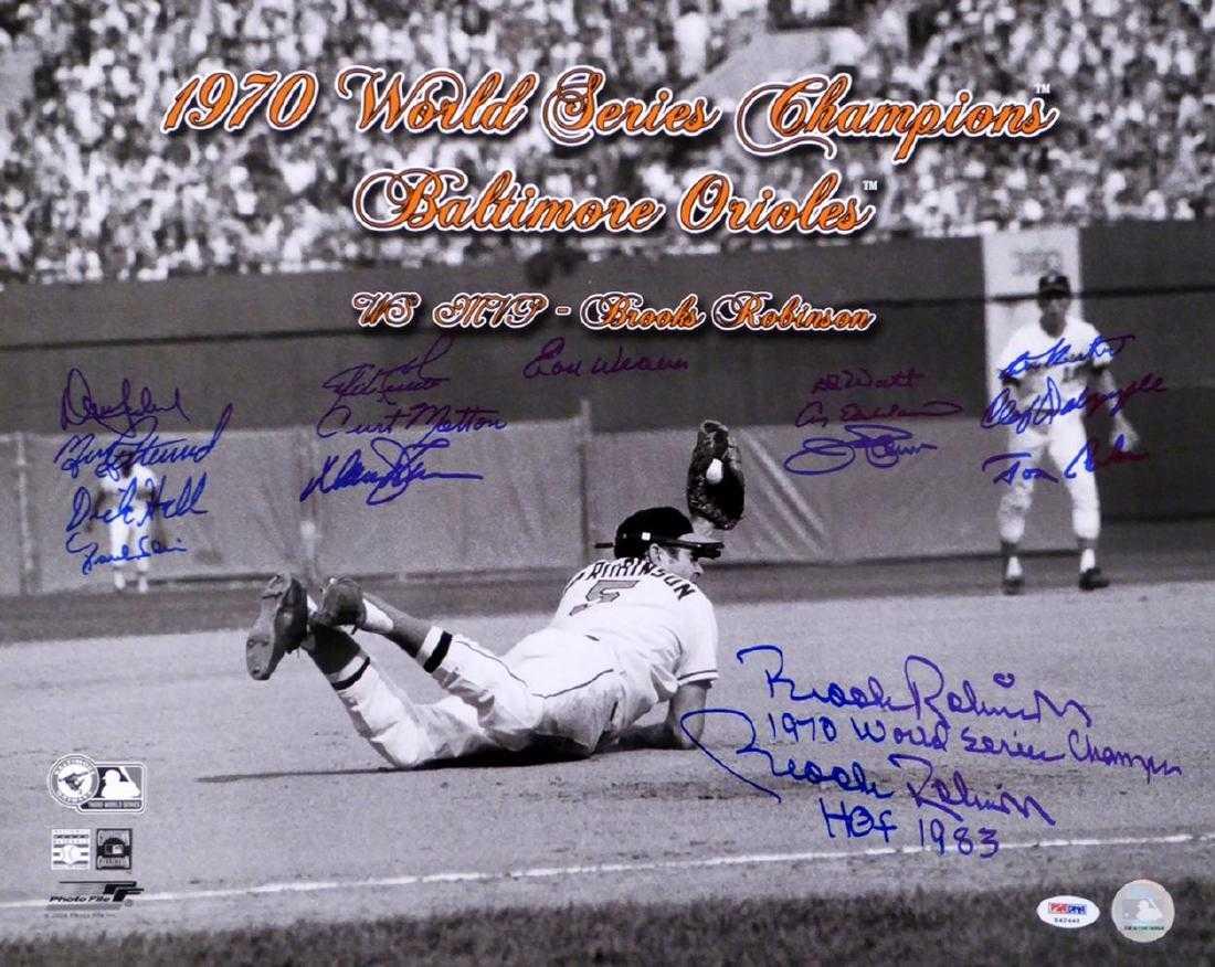 b830a7e1d77 1970 World Series Champion Baltimore Orioles