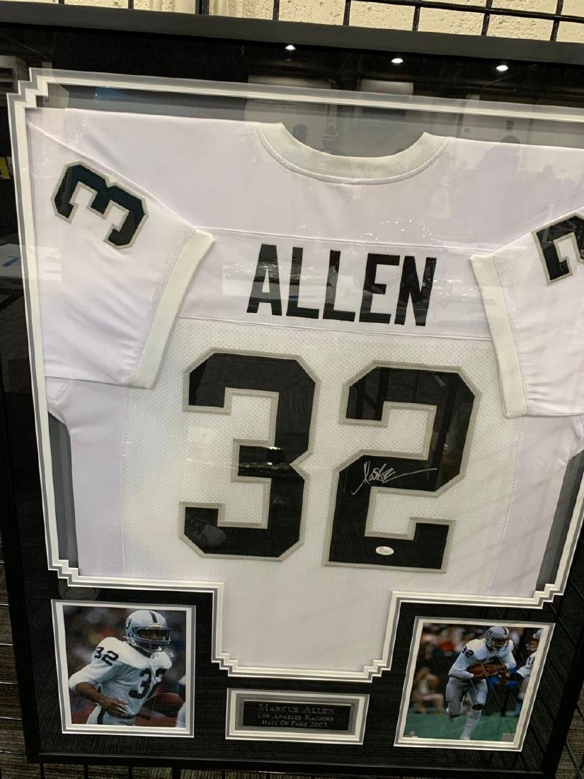Signed Raiders Jersey