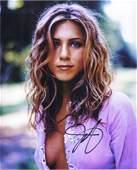 Jennifer Aniston Signed Photo