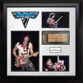 PSA/DNA Eddie Van Halen Signed Check