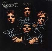 Queen Queen II Signed Album