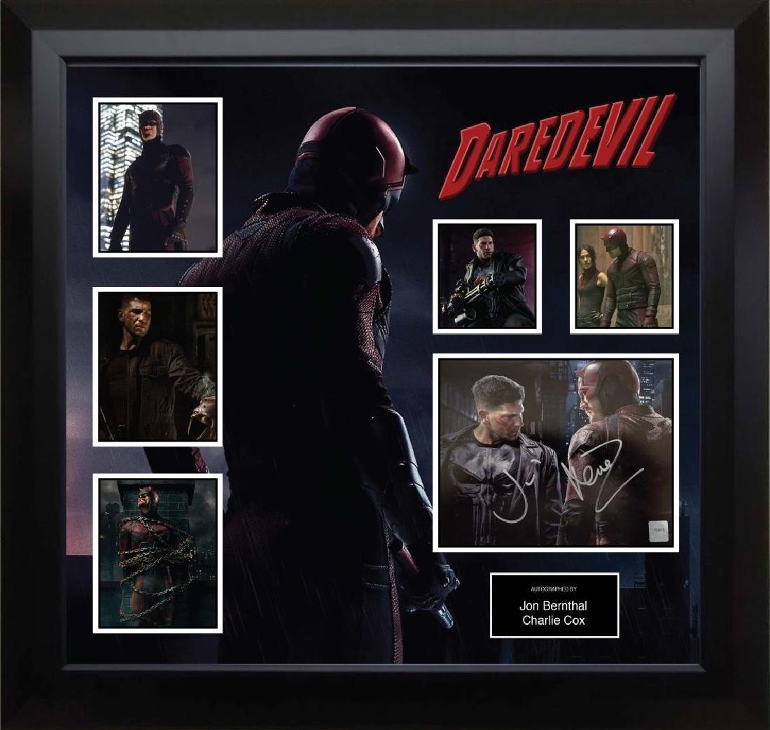 Daredevil Signed Photo Collage