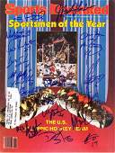 JSA 1980 Miracle On Ice Autographed Sports Illustrated