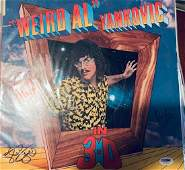 PSA Weird Al Yankovic Signed In 3D Album1
